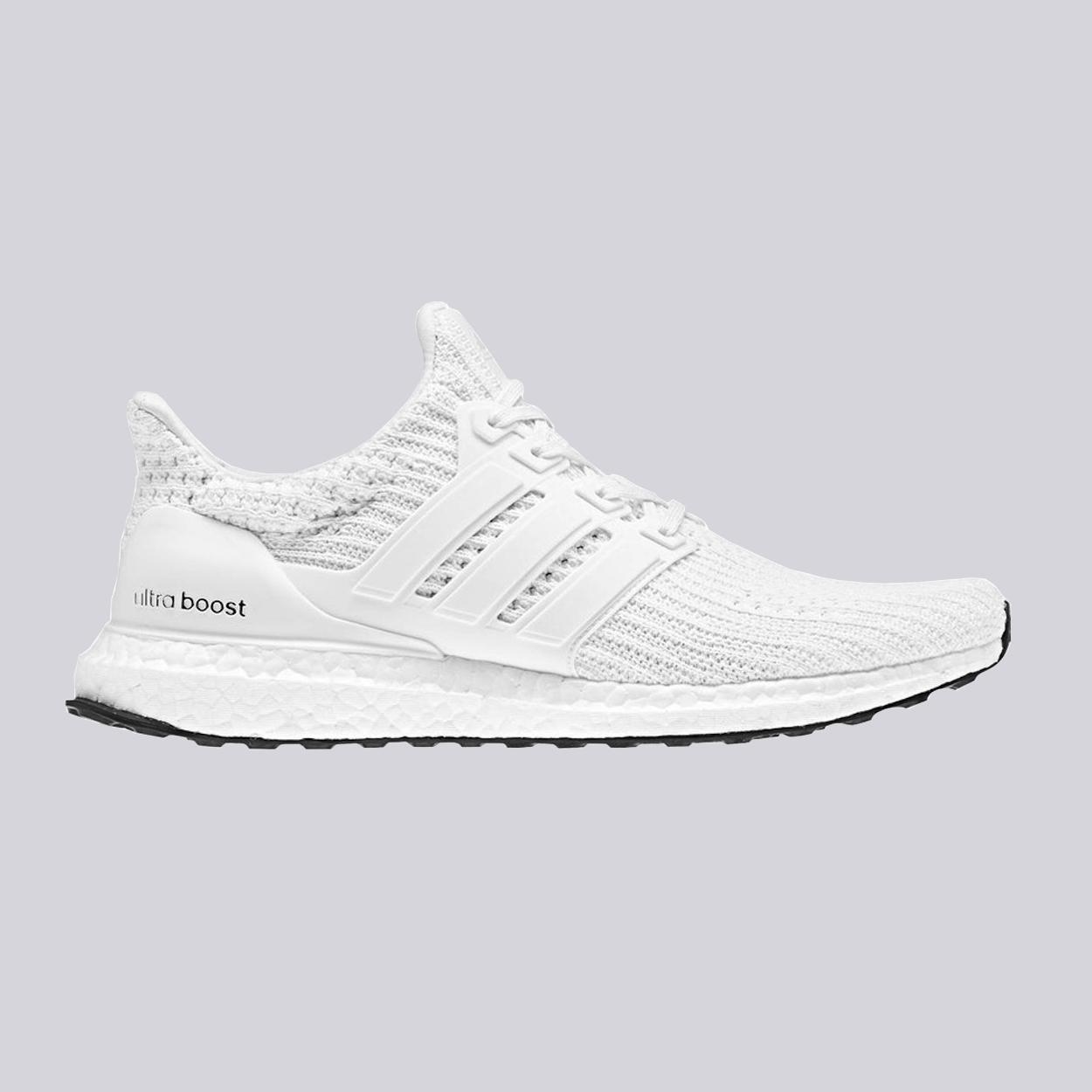 6878228d1a103 Giày Sneaker Adidas Ultra Boost 4.0 Triple White
