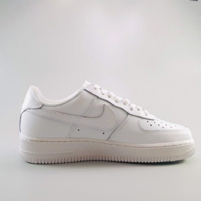 Giày Sneaker Nike Air Force Triple White