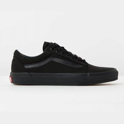Giày Sneaker Vans Old Skool Black (nam)