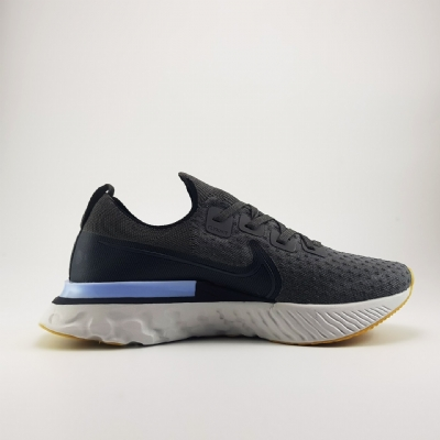 Giày Sneaker Nike Epic React Infinity Run Flyknit Dark Grey Black