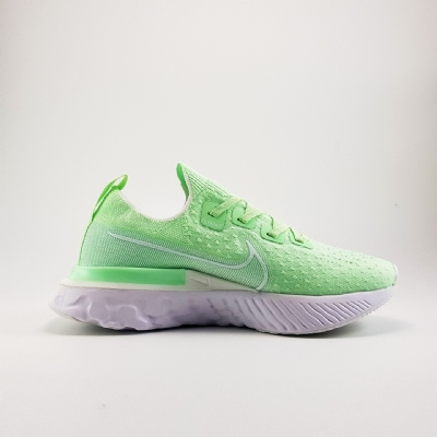 Giày Sneaker Nike Epic React Infinity Run Flyknit Lime Green