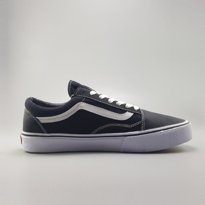Giày Sneaker Vans Old Skool Black White Skate