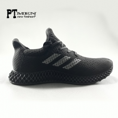 Giày Sneaker Adidas FutureCraft 4D Full Black