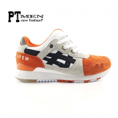 "Giày Sneaker BEAMS x afew x ASICS GEL-Lyte III ""Orange Koi"""