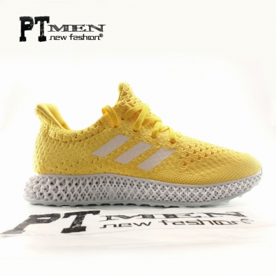 Giày Sneaker Adidas FutureCraft 4D Yellow