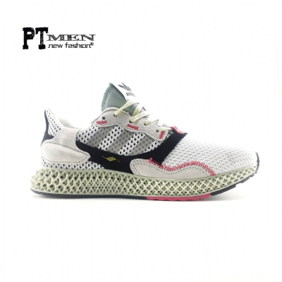 Giày Sneaker Adidas ZX 4000 4D White Grey
